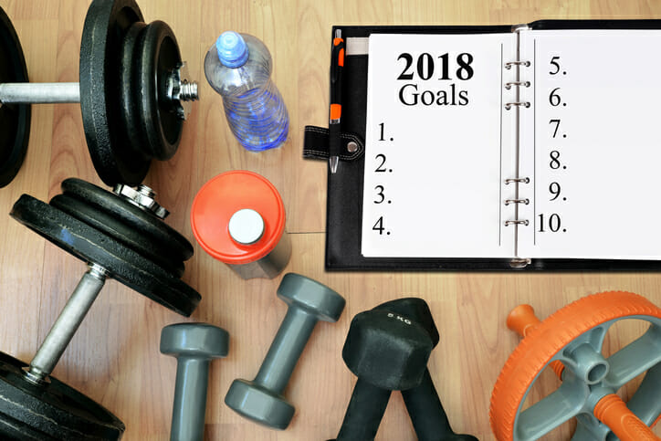 Exercise Goals that Stick