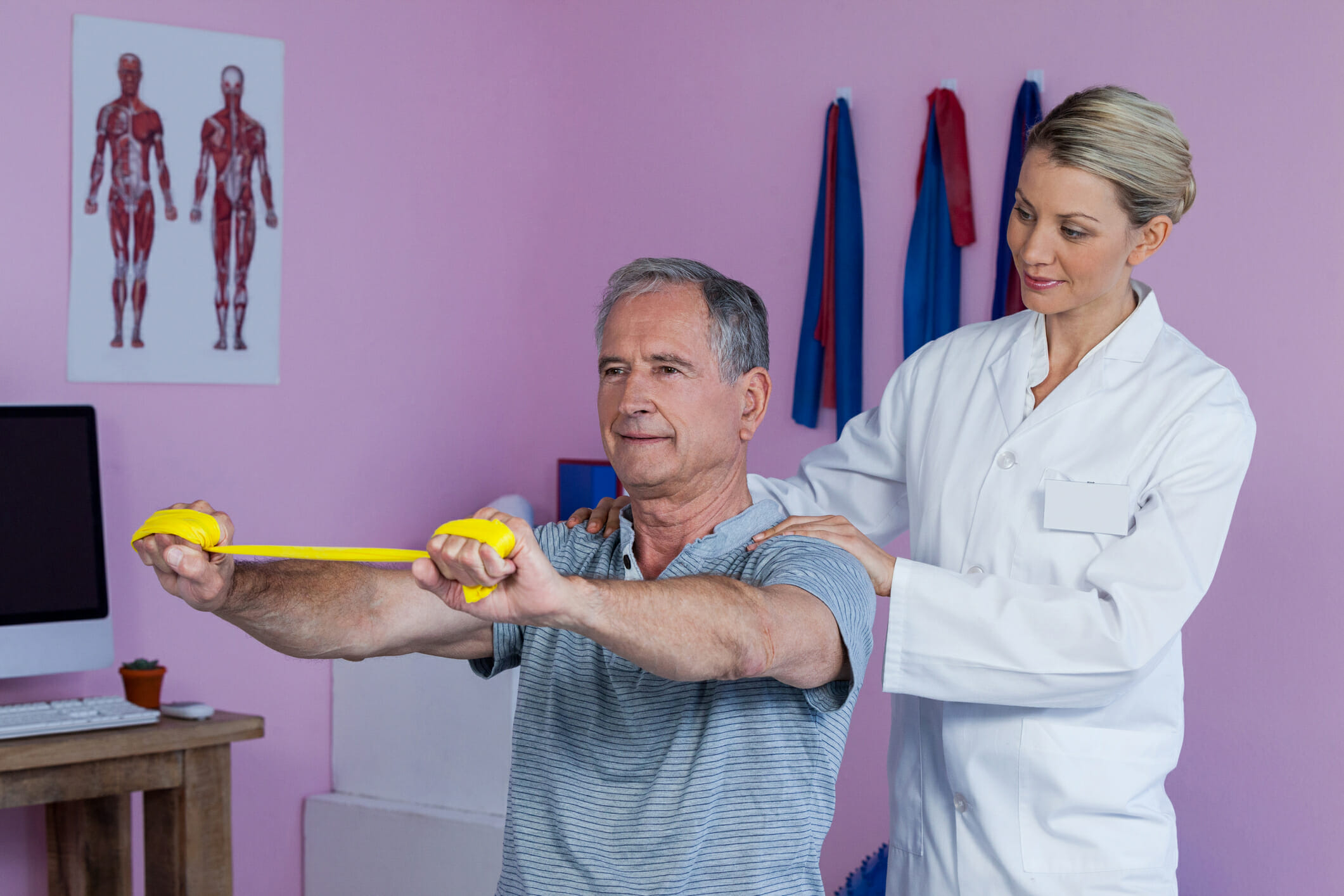 Physical Therapy After a Stroke