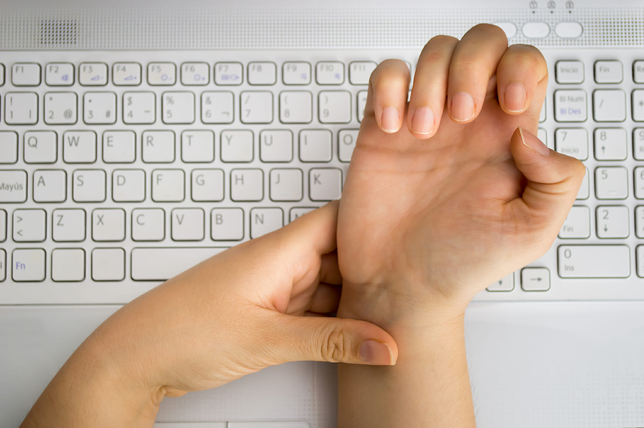 Wrists at Work