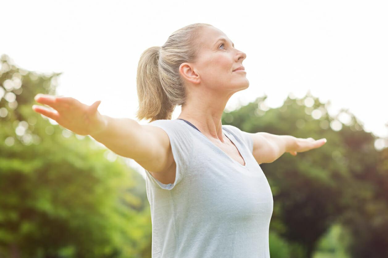 Exercising in your Golden Years