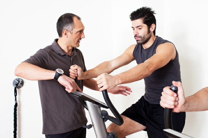 Cycling for Physical Therapy