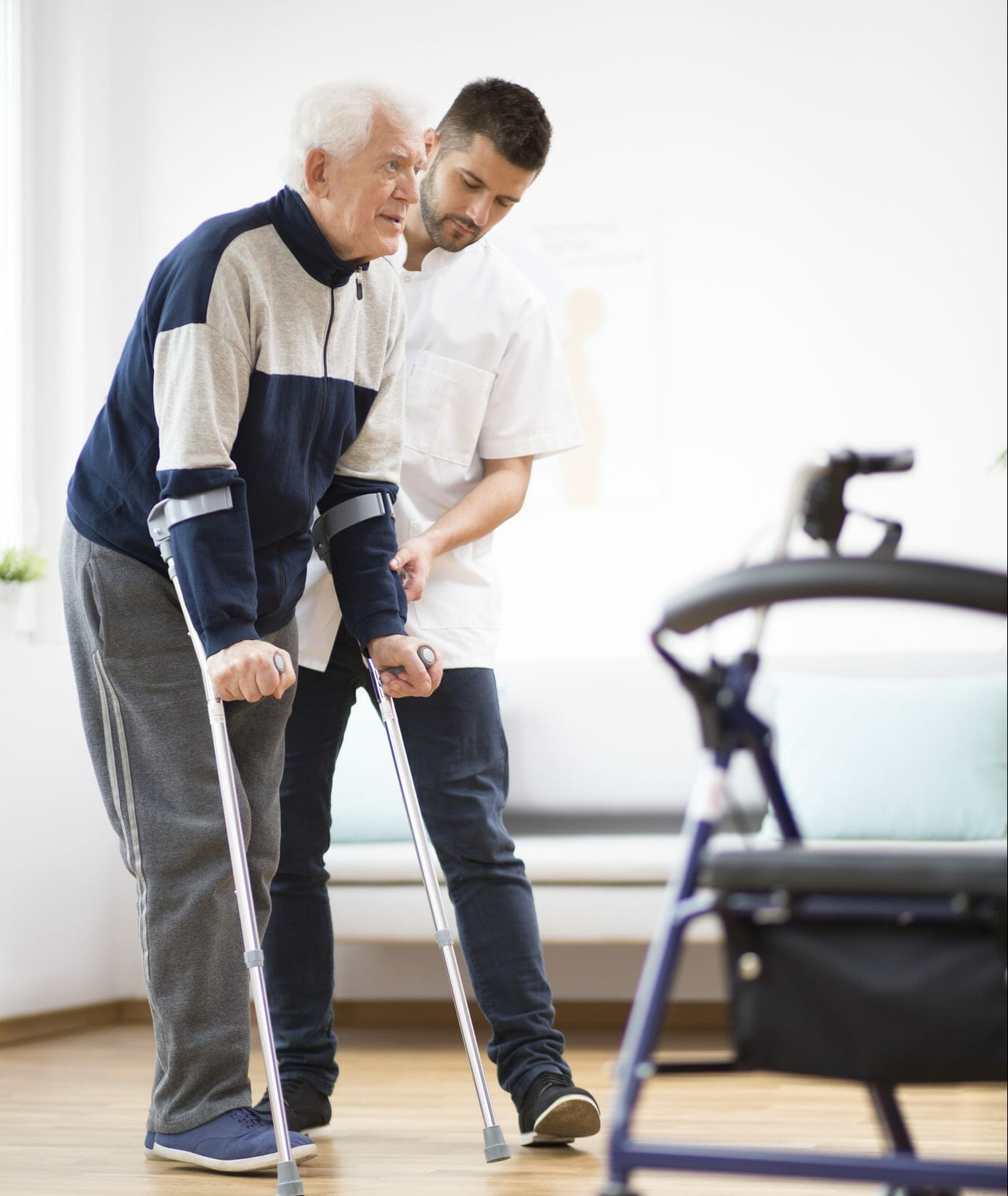 Physical Therapy & Stroke Recovery