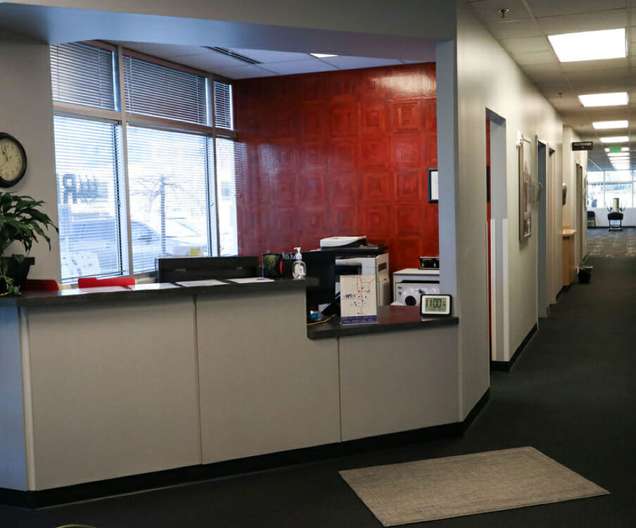 Cottonwood Heights RPT office entrance