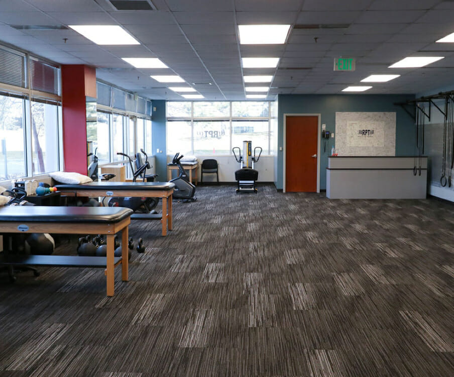 physical therapy gym in Cottonwood Heights
