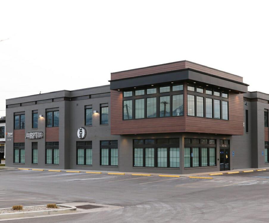 Murray RPT office exterior