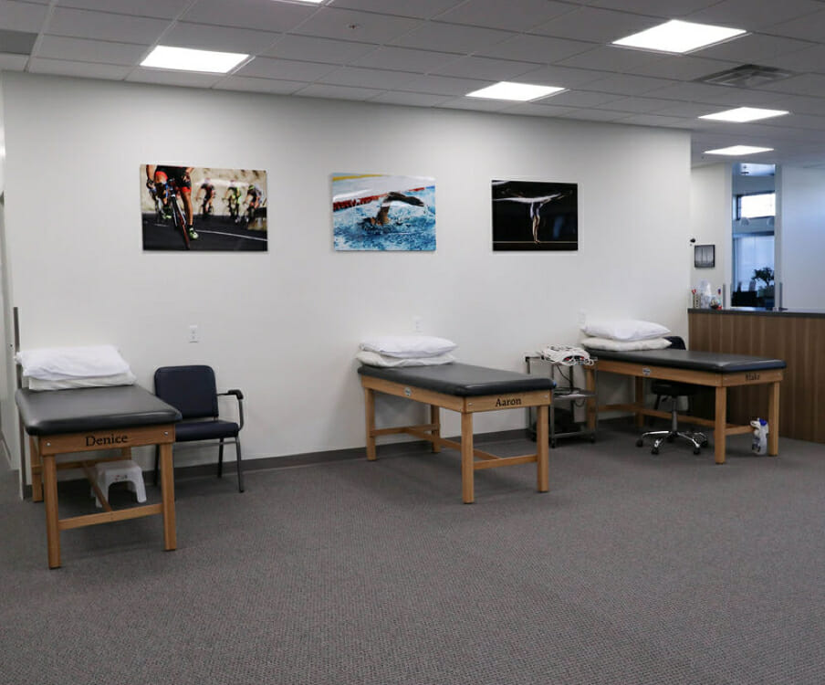 Murray physical therapy facility