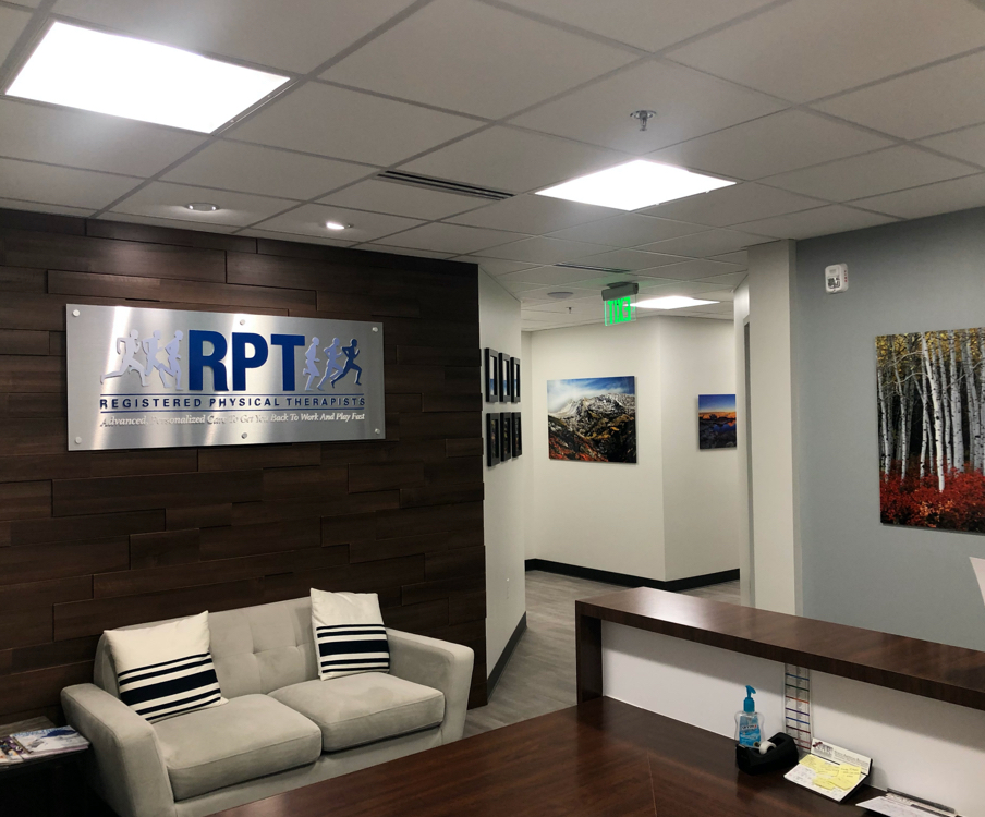 RPT admin office entrance