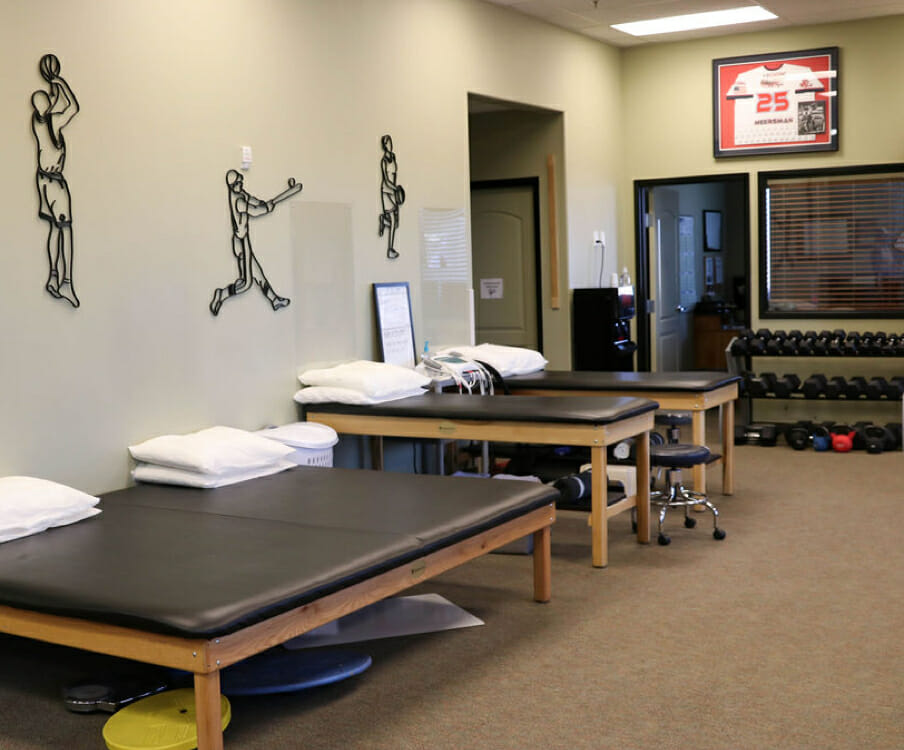 sports physical therapy facility in Riverton
