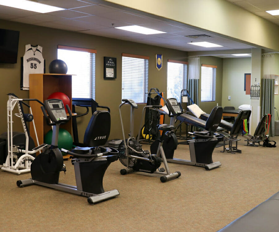 physical therapy equipment in Riverton