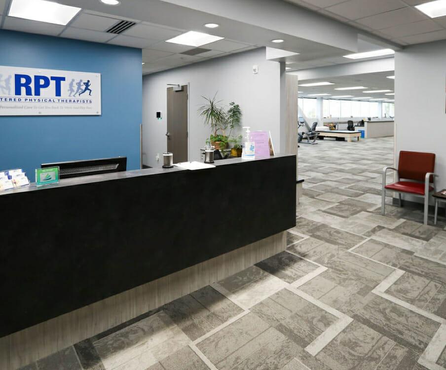 Sandy RPT office entrance
