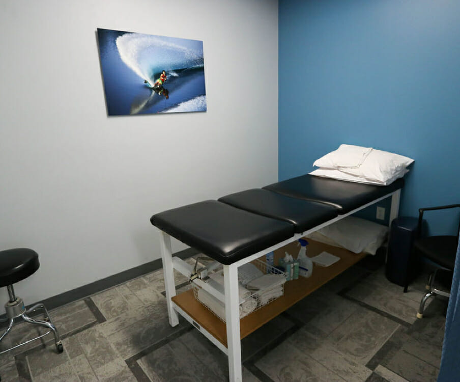 Sandy orthopedic physical therapy exams