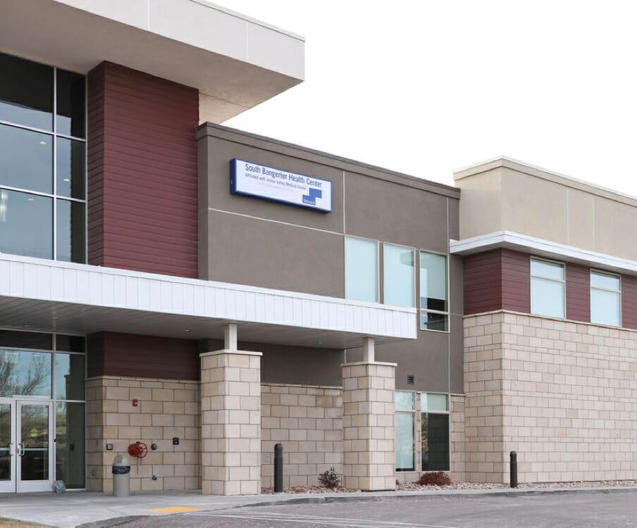 South Bangerter RPT office exterior 2