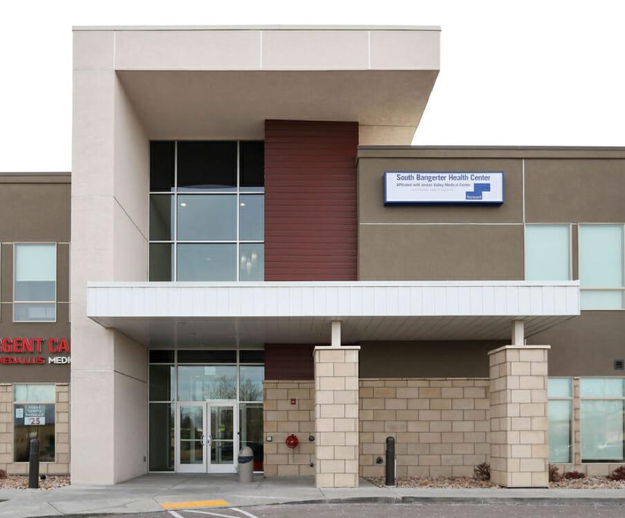 South Bangerter RPT office exterior 1