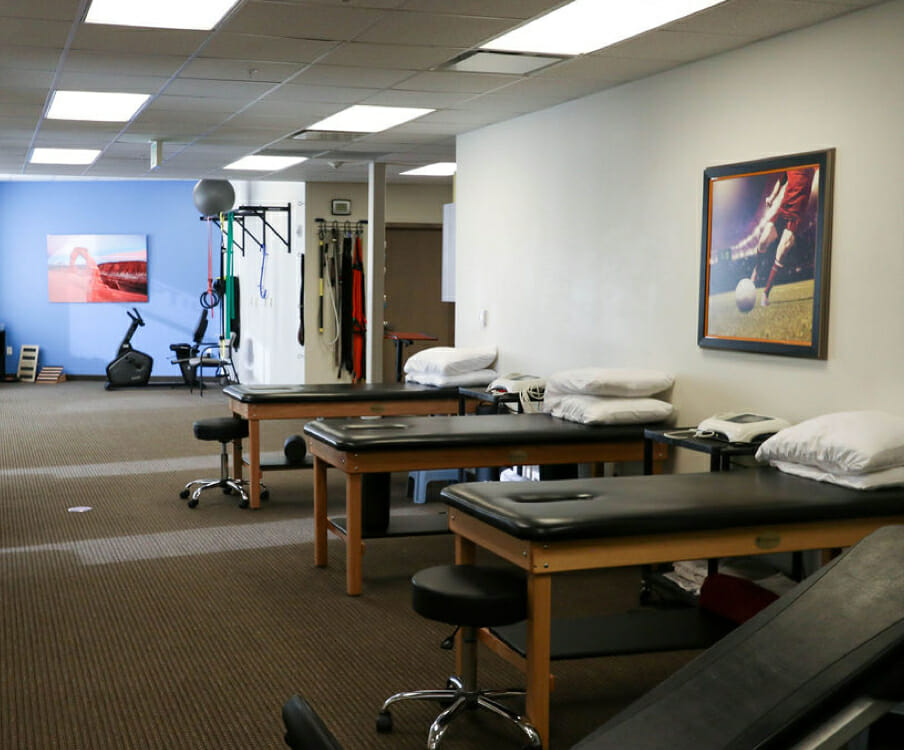 South Bangerter physical therapy facility