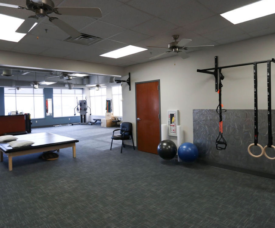 physical therapy gym in South Jordan