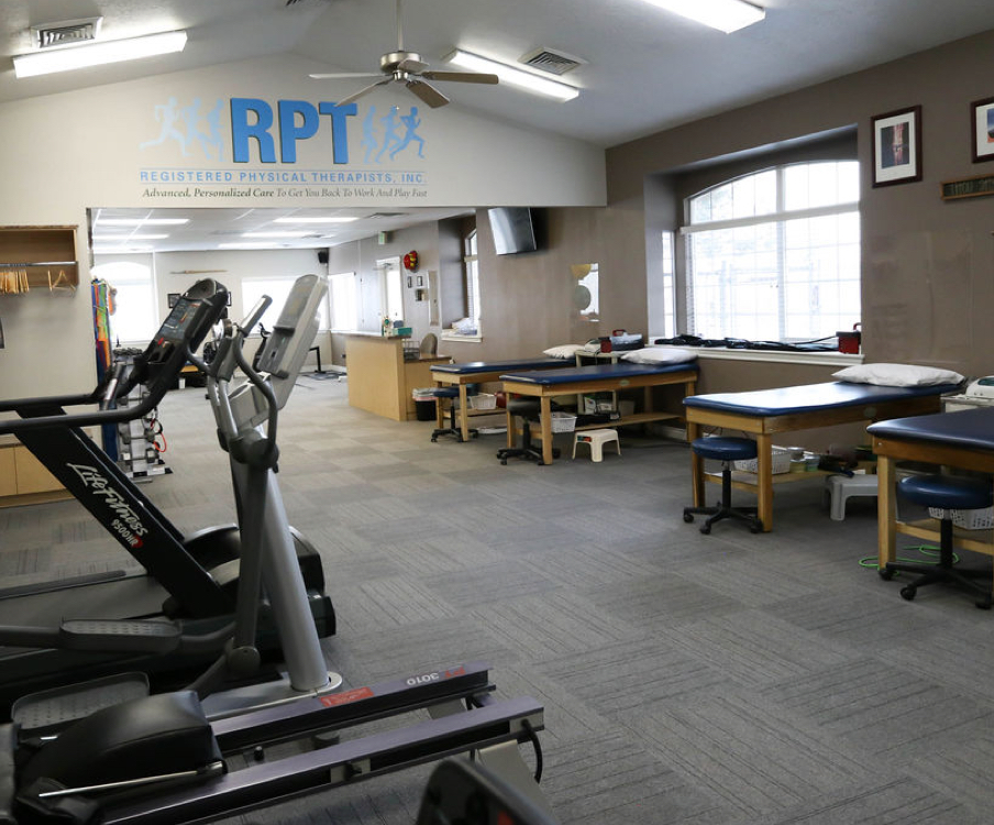 West Jordan physical therapy gym