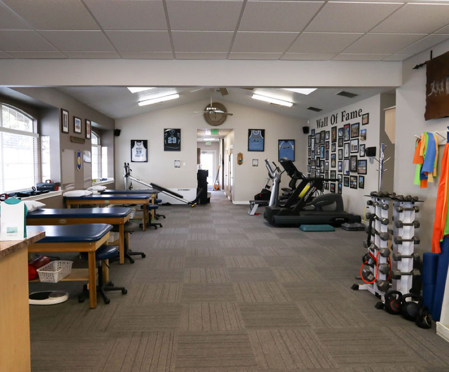 West Jordan physical therapy facility